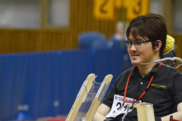 第17回日本ボッチャ選手権大会予選会 レポート