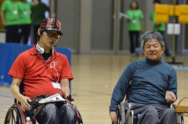 第17回日本ボッチャ選手権大会予選会 フォトギャラリー