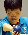 土田篤志選手(オープン立位クラス)