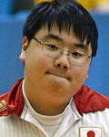 二澤歩海選手(BC4クラス)