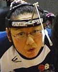 馬場千栄選手(BC3クラス)