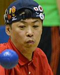 阪田宏之選手(BC2クラス)