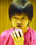 藤井潤選手(オープン立位クラス)