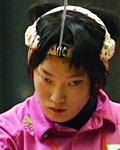 松永楓選手(BC3クラス)