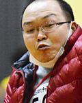 徳原啓次選手(オープン車いすクラス)
