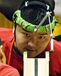 河本圭亮選手(BC3クラス)