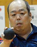 蛭田健一郎選手(BC2クラス)