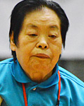 前田キヨ子選手(オープン立位クラス)