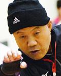 嶋谷長治選手(オープン車いすクラス)
