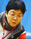 伊藤紀子選手(オープン車いすクラス)