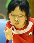 金井莉麻選手(オープン立位クラス)