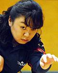 海沼理佐選手(BC2クラス)