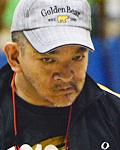 平井昌三選手(オープン車いすクラス)