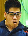 佐藤駿選手(BC2クラス)