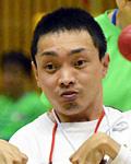 平川孝広選手(BC2クラス)