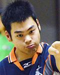 本宮崇史選手(BC2クラス)