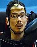 加古龍志選手(BC3クラス)