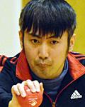 小松輝昭選手(オープン車いすクラス)