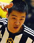 近藤智宏選手(BC2クラス)