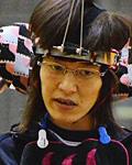 山下智子選手(BC3クラス)