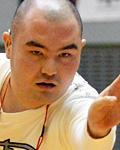 皆森俊夫選手(オープン立位クラス)