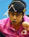 加藤啓太選手(BC3クラス)