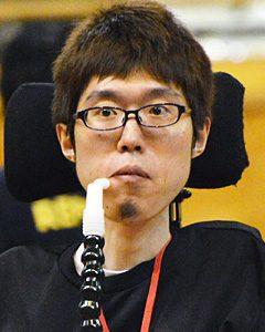 BC3クラス 江川拓馬選手