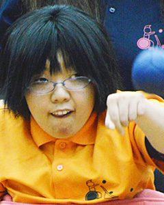 BC1クラス 遠藤裕美選手