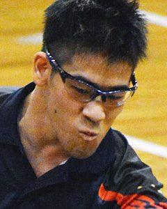 BC2クラス 佐藤駿選手