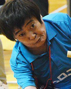 BC1クラス 古畑ふさ子選手