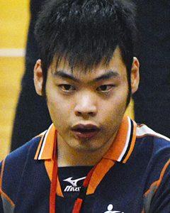 BC2クラス 本宮崇史選手