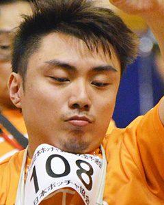 BC1クラス 山田裕太選手