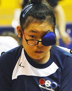 BC3クラス 大和田明花選手
