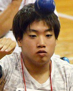 BC1クラス 仁田原裕貴選手