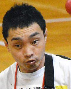 BC2クラス 平川孝広選手