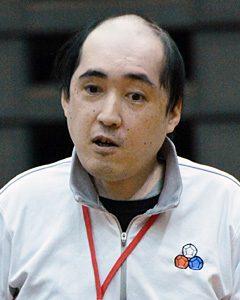 オープン座位クラス 辻村吉昭選手
