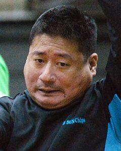 BC1クラス 木谷隆行選手