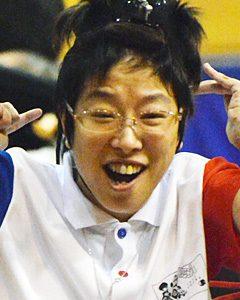 BC3クラス 荒井育子選手