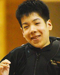 BC4クラス 渡邊湧太選手