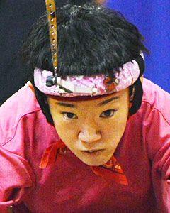 BC3クラス 田中恵子選手