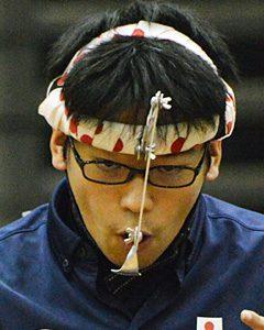 BC3クラス 奈良淳平選手