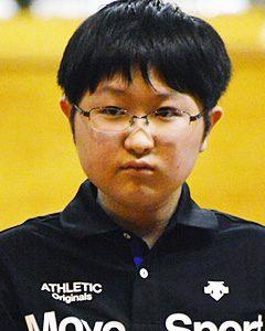BC4クラス 江崎駿選手