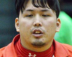 BC4クラス 藤井金太朗選手