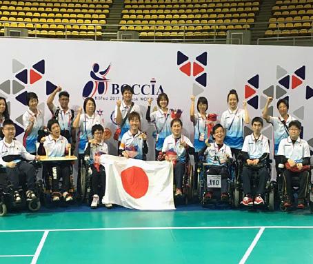火ノ玉JAPAN、ワールドオープンで金メダル獲得!