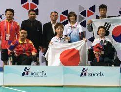 杉村英孝選手、ワールドオープンで金メダル獲得!
