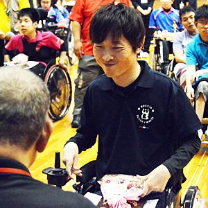 第15回浜松ボッチャ大会