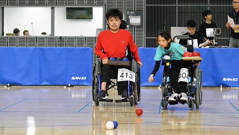 第20回日本ボッチャ選手権大会 東日本ブロック予選会