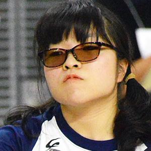 井上満里奈 選手(BC1クラス)