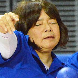 北島多佳子 選手(BC1クラス)