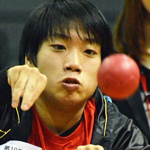 仁田原裕貴 選手(BC1クラス)
